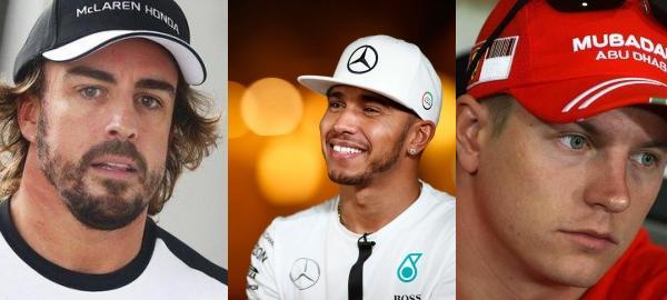 Na jakého závodníka F1 se podobáš?